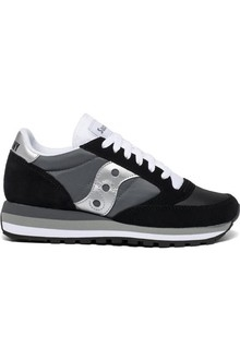 SNEAKERS SAUCONY JAZZ TRIPLE BLACK/SILVER