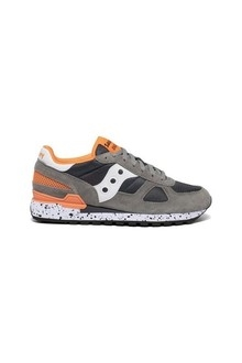 SNEAKERS SAUCONY SHADOW GRIGIO/ORANGE