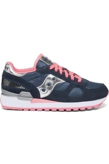 SNEAKERS SHADOW SAUCONY BLU/PINK
