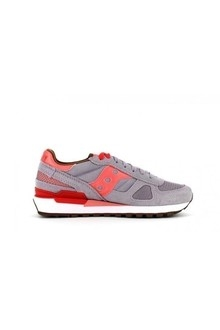 SNEAKERS SHADOW GREY PINK SAUCONY