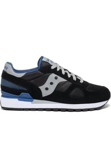 SNEAKERS SHADOW BLACK/BLU SAUCONY