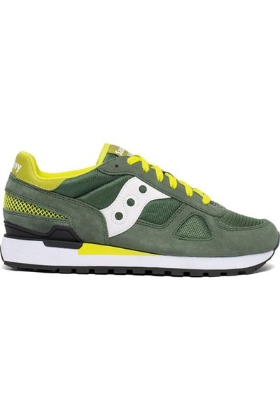 SNEAKERS SAUCONY SHADOW GREEN/YELLOW