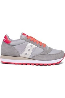 SNEAKERS JAZZ SAUCONY GREY / ORANGE