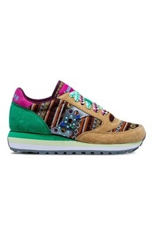 SNEAKERS SAUCONY JAZZ MULTICOLOR
