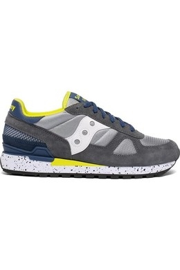 SNEAKERS SHADOW GREY/BLUE/YELLOW SAUCONY