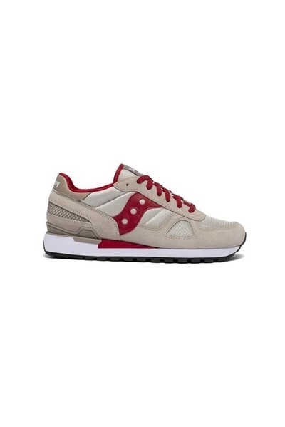 SNEAKERS SAUCONY SHADOW TAN /RED